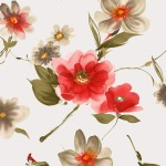 Beautiful Flowers Painting All Send