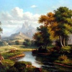 Beautiful Oil Paintings Add Beauty Your Home