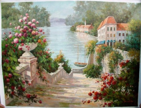 Beautiful Oil Paintings Collection Painting