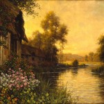Beautiful Paintings Louis Aston Knight