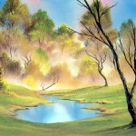 Beautify Your Room Quality Landscape Paintings Ideas