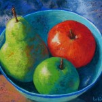 Becky Hicks Roesler About Pastel Paintings
