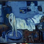 Behind The Scenes History Pablo Picasso Blue Period