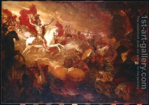 Benjamin West Oil Painting Reproduction Art Gallery