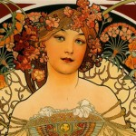 Best Google Plus Art Nouveau Alfons Mucha