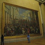 Big Painting Veronese The Louvre