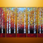 Birch Tree Art Gabriela And Catalin Gallery