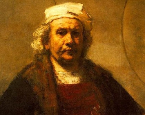 Birthday Rembrandt Harmenszoon Van Rijn Being