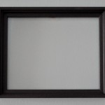 Black Float Frame Your World Canvas Art Collection