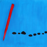 Bleu Joan Miro Oil Painting Reproduction For Sale Paintings