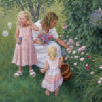 Blissful Roots Robert Duncan Art For Mother Day