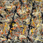 Blue Poles Jackson Pollock Painting Wikipedia The Free