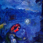 Blue Village Marc Chagall Wikipaintings