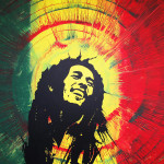 Bob Marley Painting Lance Bifoss Fine Art Prints And