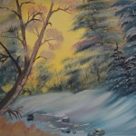 Bob Ross After The Storm Paintings For Sale Paintingsforsale