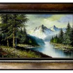 Bob Ross Paintings For Sale Web Search