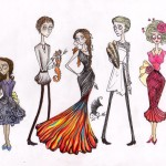 Booksellers Exile The Hunger Games Meets Tim Burton Fan Art