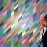 Bridget Riley Paintings Really Fine Art Features The