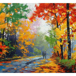 Bright Autumn Paintings Flickr Sharing