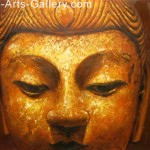 Buddha Painting China Feng Shui Paintings Oil