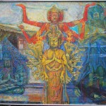 Buddhist Art Remains Popular Contemporary Artists Such