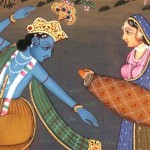 Buy Dancing Lord Radha Krishna Painting Online From Jaipur India