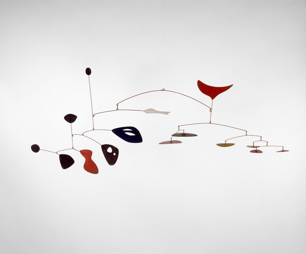 Calder Was Prolific And Worked Throughout His Career Many Art Forms