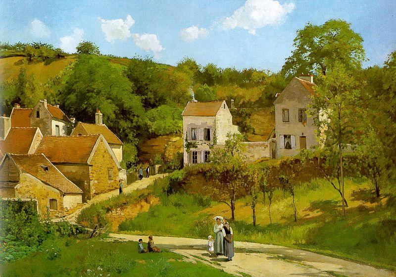 Camille Pissarro Famous Paintings For Sale