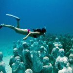 Cancun And Isla Mujeres Underwater Art Museum Travel Moments Time