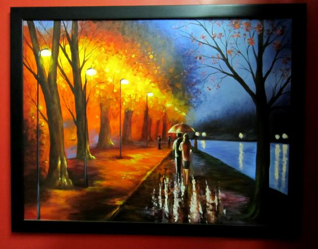 Canvas Oil Paintings For Sale Modern