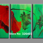 Canvas Wall Art Cheap Abstract Famous Floral Landscape Paintings