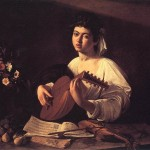 Caravaggio Paintings Lute Player Painting
