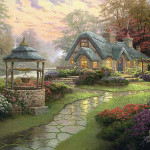 Case For Thomas Kinkade And Ugly Art Who Qualifies Quality Value