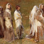 Cashmere John Singer Sargent Oil Painting Reproduction