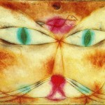 Cat And Bird Paul Klee Wikipaintings