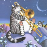 Category Index Humorus Cat Paintings Kliban Dreams