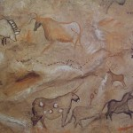 Cave Art Example From The Book Stone Age People