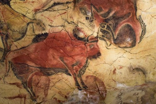 Cave Painting Bison Altamira Gonzalo Azumendi Getty Images