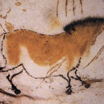 Cave Painting From Altamira Northern Spain