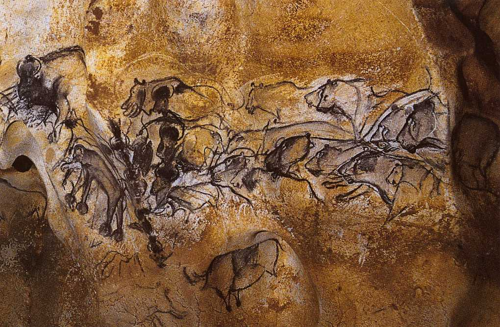 Cave Paintings Years Ago Hunter Fusco Portfoilo