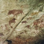 Cave Paintings Zimbabwe Between And Years Old