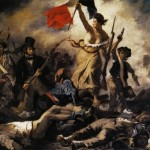 Century Art Delacroix French Revolution Liberty Painting