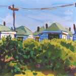 Charles Sovek Artist And Author Favorites Gouache Paintings