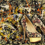 Charlotte Olympia Dolly Pumps Famous Paintings For Neiman Marcus