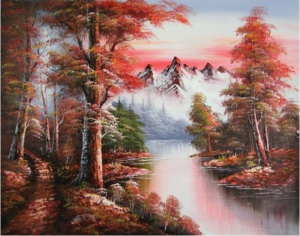 Cheap Discount Art Paintings For Sale