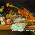 Cheap Famous Portraits Oil Paintings For Sale