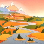 Cheap Landscape Paintings For Delivery