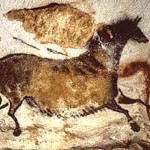 Chinese Horses Section Lascaux Cave Paintings