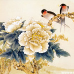 Chinese Painting Birds And Flowers Paintings