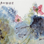 Chinese Painting Lotus Large Paintings And